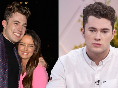 Curtis Pritchard 'can't face dating' after Maura Higgins and you definitely won't find him on Tinder