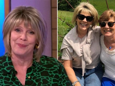 Ruth Langsford remembers late sister as Loose Women stars open up about 'guardian angels'