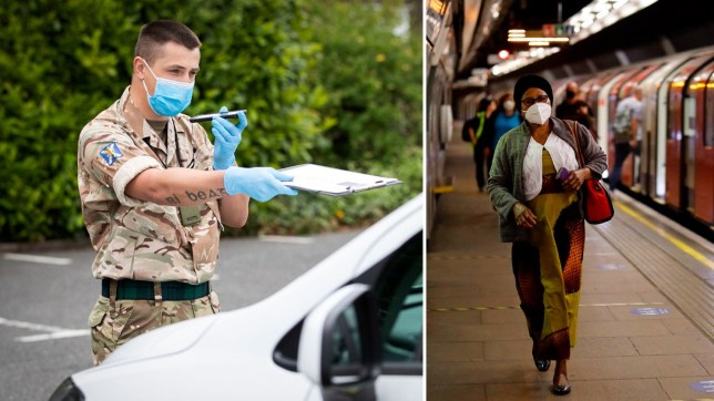 Another xxx dead from coronavirus across the UK