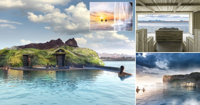 renders of the sky lagoon opening next year