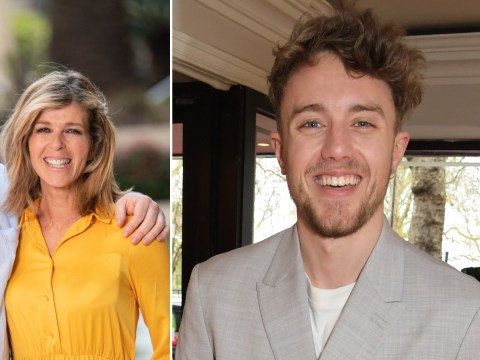 I'm A Celebrity's Roman Kemp 'prays for Kate Garraway everyday' as her husband Derek Draper remains in coma