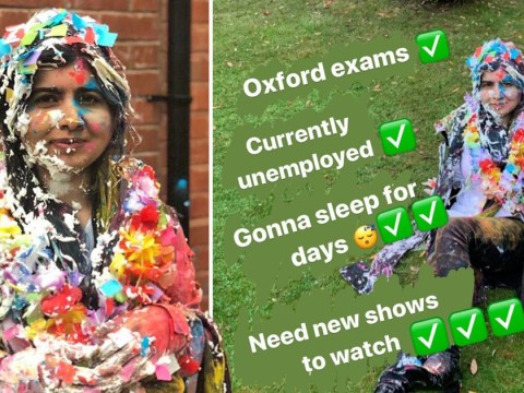 Malala Yousafzai celebrates graduating Oxford 8 years after being shot by Taliban