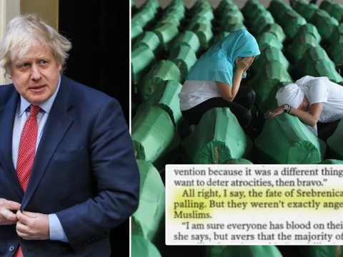 Boris Johnson slammed for saying Muslims 'weren't exactly angels' in unearthed article