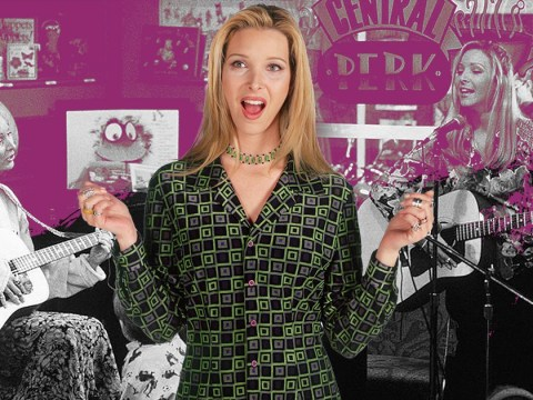 Phoebe Buffay song lyric quiz – how well do you remember the Friends character's bizarre tunes?