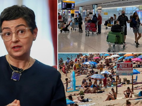 Spain 'freely' welcomes Brits without quarantine from today