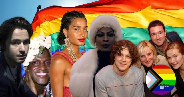 Pride star, Pose cast, Queer as Folk stars