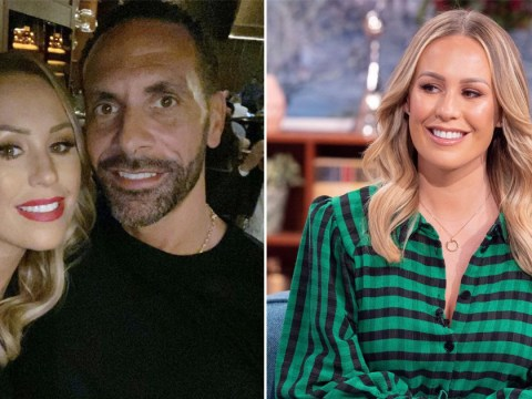 Kate Ferdinand reveals she is exercising at a 'slower pace' as she opens up about her pregnancy