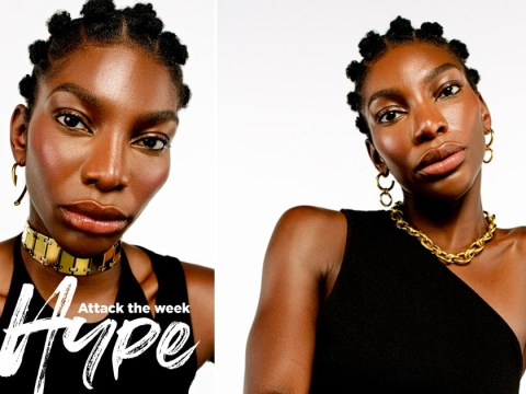 Michaela Coel's 'painful' experience of racism 'brings her to tears to think about'