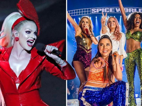 Courtney Act wants to support Spice Girls on potential Australian tour and we're here for it