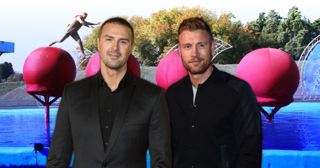 Paddy McGuinness teases fans with Total Wipeout script