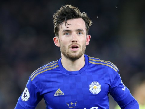 Leicester City demand £75m from Chelsea for Ben Chilwell
