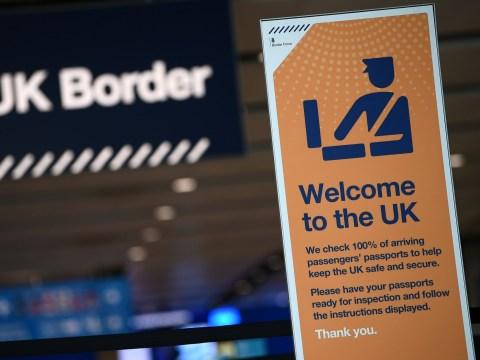 Net migration to UK at highest level since 2016 Brexit referendum