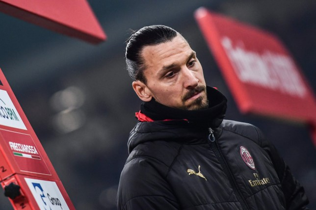 Zlatan Ibrahimovic has expressed his anger with the Milan hierarchy including former Arsenal chief Ivan Gazidis