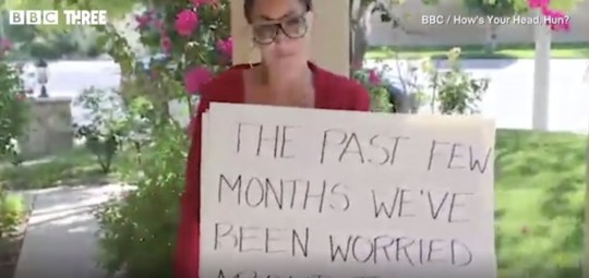 Michelle Visage surprises daughter with homemade Prom