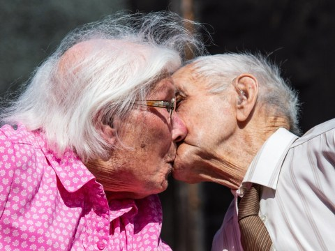 Couple married for 80 years say 'compromise' is key to everlasting love