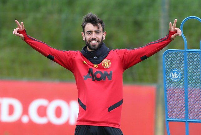 Bruno Fernandes has impressed since returning to Manchester United training (Getty Images)
