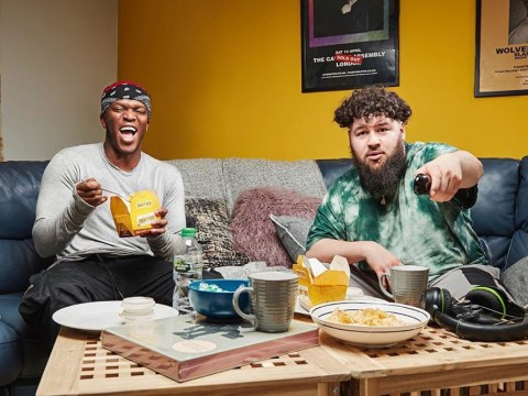 KSI joins Celebrity Gogglebox alongside Harry Redknapp and Stacey Solomon