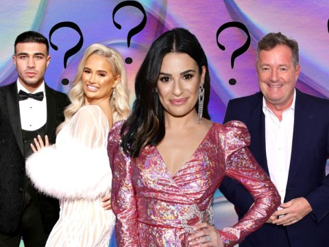 10 entertainment questions for your virtual pub quiz –  From Lea Michele to Jedward, how much of this week's showbiz news do you remember?