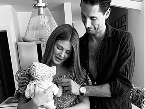 Millie Mackintosh hopes baby daughter will grow up in a world of 'freedom and equality' for all races