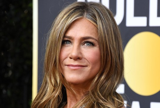 BEVERLY HILLS, CALIFORNIA - JANUARY 05: Jennifer Aniston arrives at the 77th Annual Golden Globe Awards attends the 77th Annual Golden Globe Awards at The Beverly Hilton Hotel on January 05, 2020 in Beverly Hills, California. (Photo by Steve Granitz/WireImage)