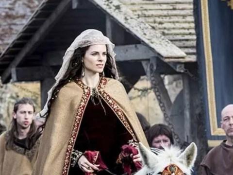 Vikings star Amy Bailey explains reason behind Queen Kwenthrith death