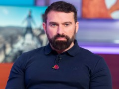 Ant Middleton 'quits' Royal Navy role after Black Lives Matter tweet