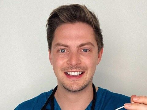 Love Island's Dr Alex George recalls almost dying from sepsis: 'It was very scary'