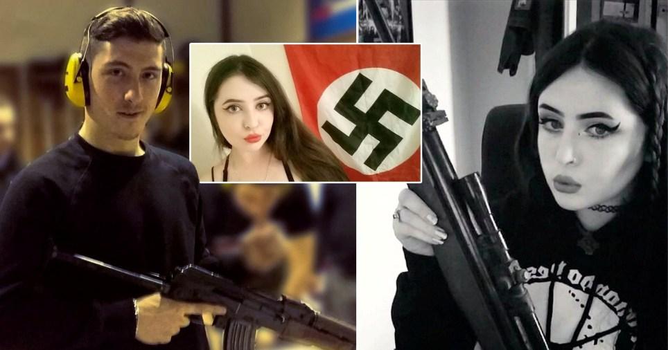 Miss Hitler jailed