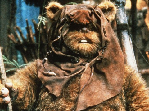 This is what Star Wars Ewoks look like without fur and we are officially scarred for life