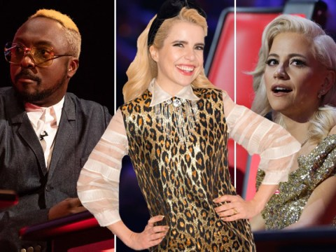The Voice Kids UK teases return as Paloma Faith joins all-star coaches for sing-a-long with 'mini-mes'