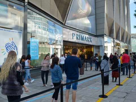 Primark worker describes first day of reopening as 'hell'