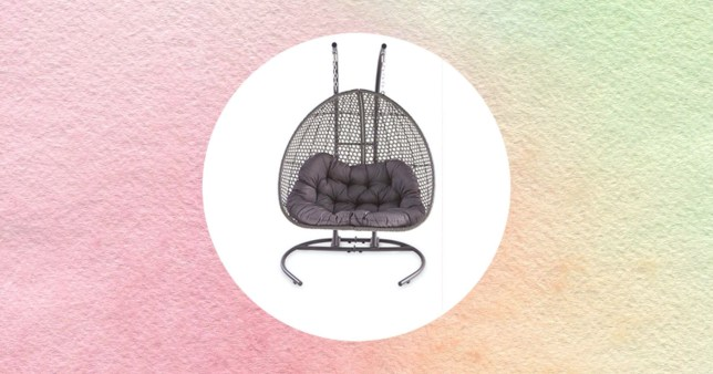 Another Aldi egg chair