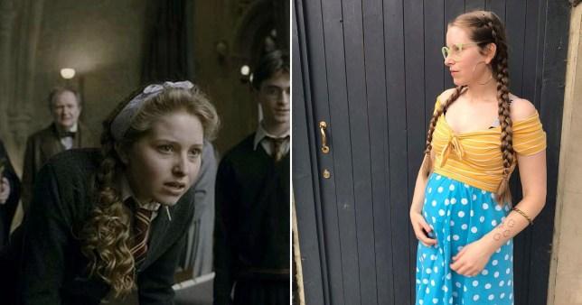 Harry Potter star Jessie Cave pregnant