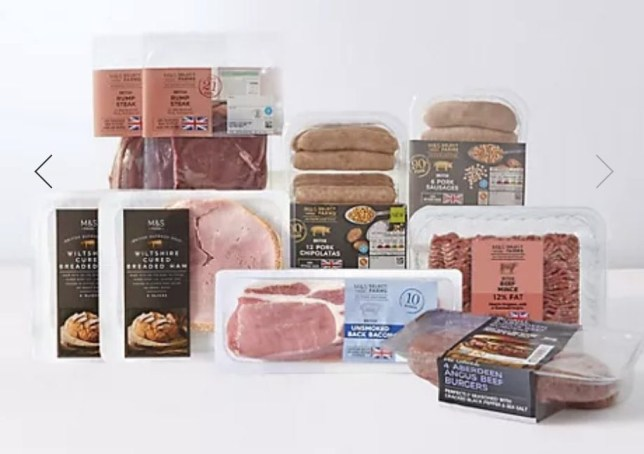 M&S launches summer food box, with all the meats you need for picnics and BBQs