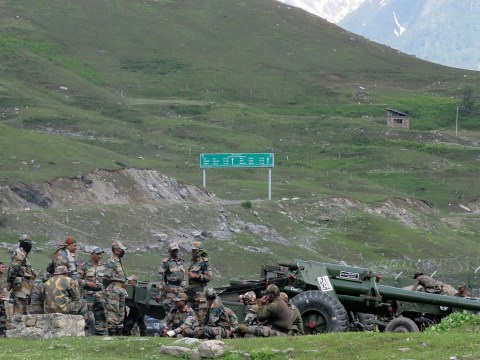 Indian soldiers killed in clash with Chinese forces on disputed Himalayan border