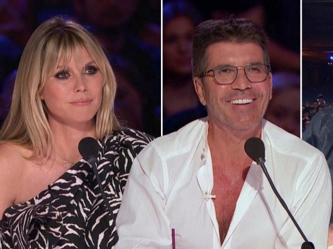 Simon Cowell reveals backstage drama behind replacing Heidi Klum on America's Got Talent during mystery illness: 'We had hours'