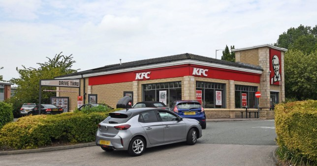 People queuing for KFC in Liverpool get slapped with ?100 fines for being in car park too long