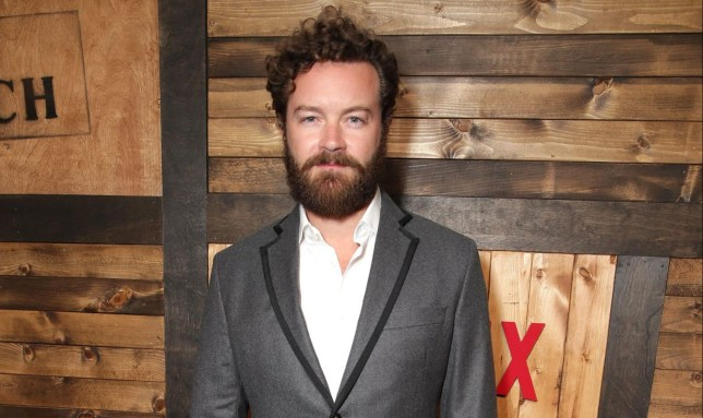 Danny Masterson attends 'The Ranch' Netflix TV series screening in Los Angeles