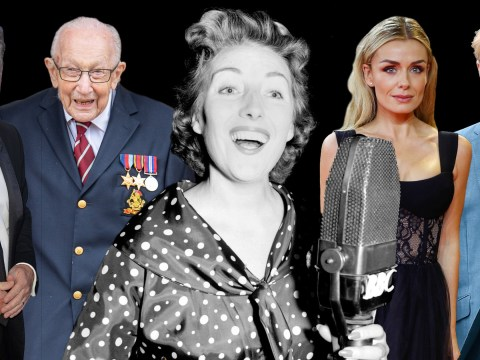 Piers Morgan, Colonel Tom Moore and Katherine Jenkins lead tributes to 'true icon' Dame Vera Lynn as wartime hero dies aged 103