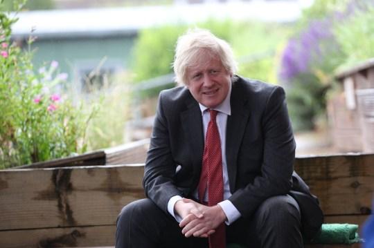 Picture of Prime Minister Boris Johnson