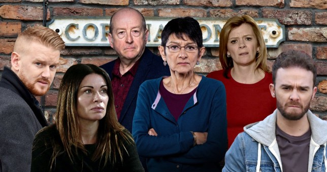 XX huge Coronation Street storylines still to come Rex