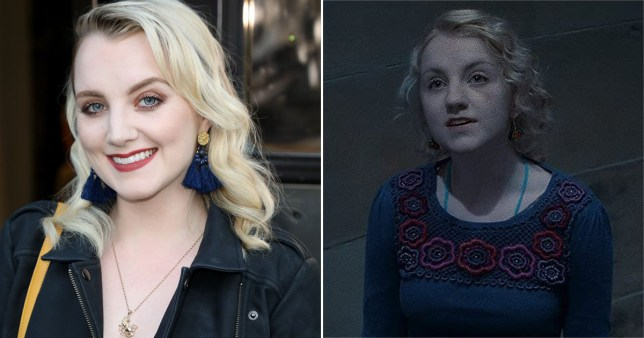 Evanna Lynch thought she'd be set for life after Harry Potter
