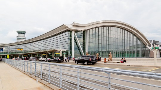 Toronto Pearson Airport is the largest and busiest airport in Canada