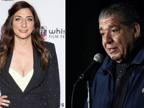 Brooklyn Nine Nine's Chelsea Peretti blasts comedian Joey Diaz for his 'hateful' oral sex comments
