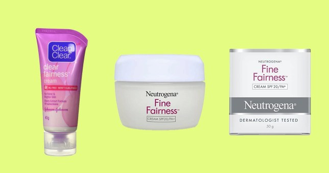 Skin lightening cream to stop in india and middle east
