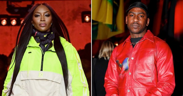 Naomi Campbell suggests she's not on speaking terms with Skepta