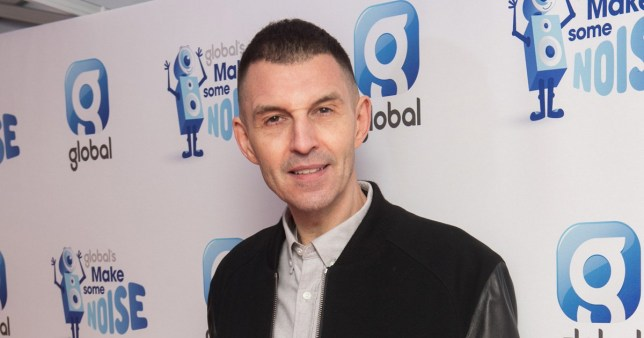 Tim Westwood pictured at Global Radio event