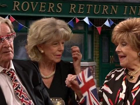 Coronation Street fans emotional as 'We'll Meet Again' plays following Dame Vera Lynn's death