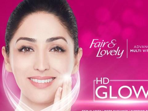 Fair & Lovely skin lightening brand to change name following racism backlash