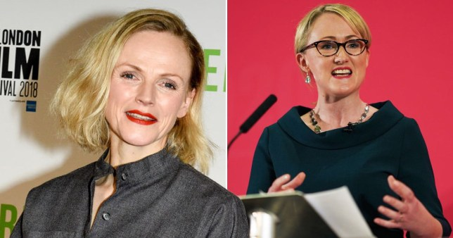 Maxine Peake speaks out Pictures: Getty